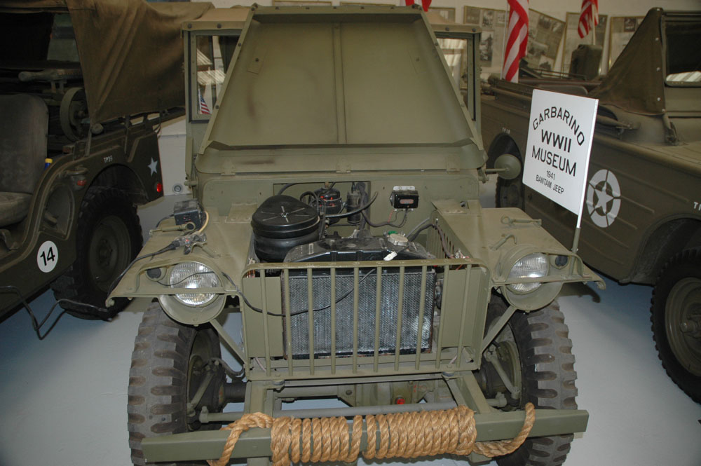 Toadman S Tank Pictures 1941 Bantam Jeep