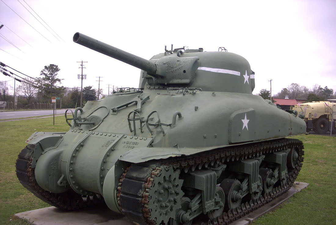 Toadman S Tank Pictures M4a1 Sherman