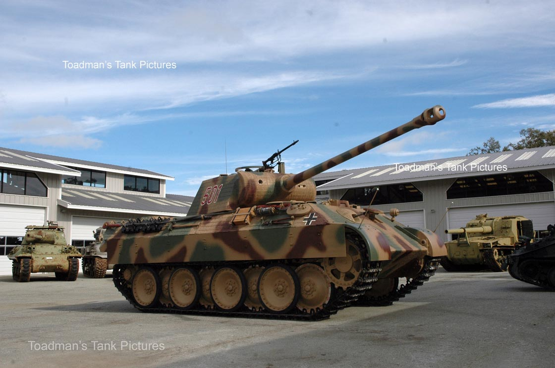 Littlefield Panther Ausf A Photo Detail Cd