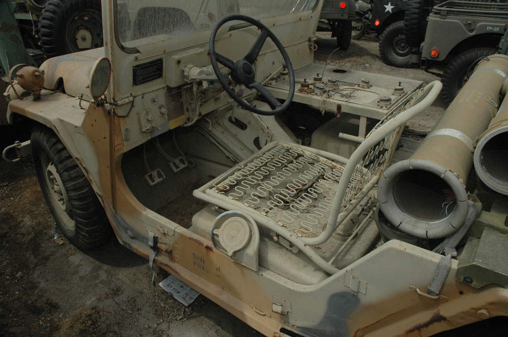 Toadman S Tank Pictures M151a2 Tow Mutt