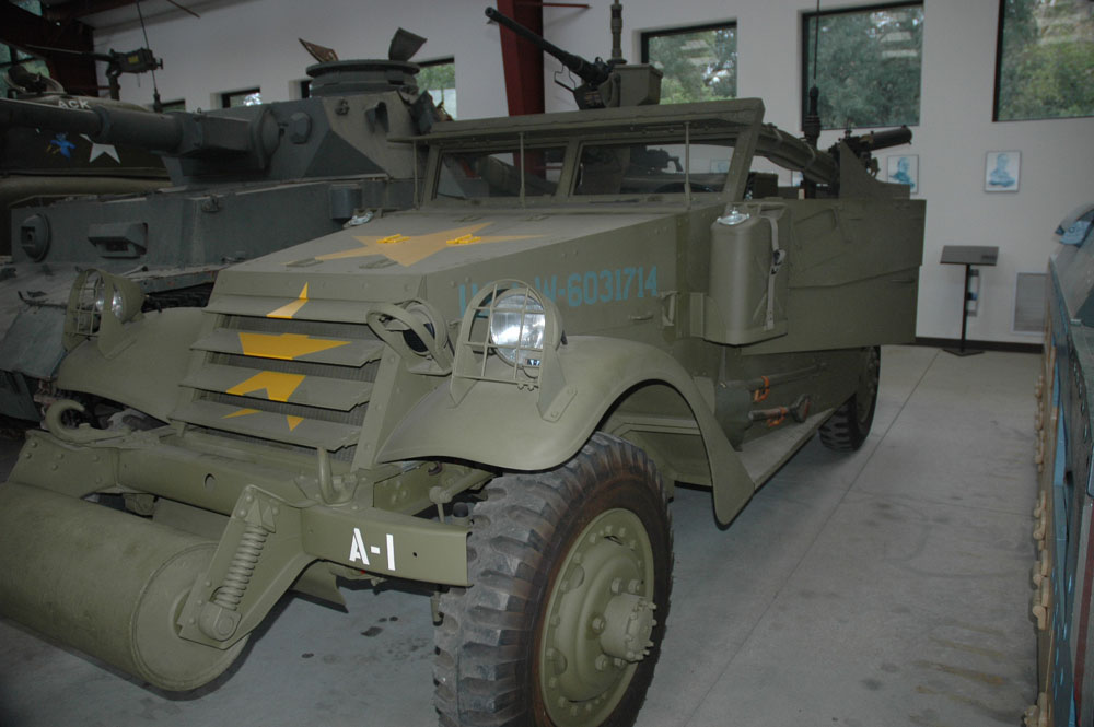 Toadman S Tank Pictures M3a1 Scout Car