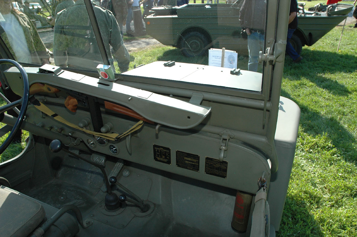 1941 WILLYS MB EARLY SLAT